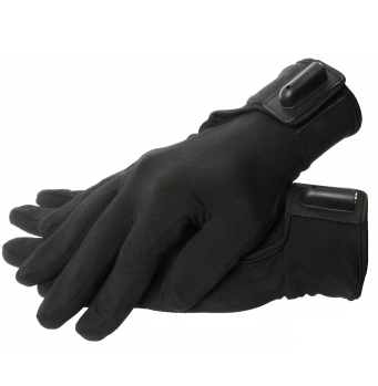 rapidFIRe Heated Glover Liner Black