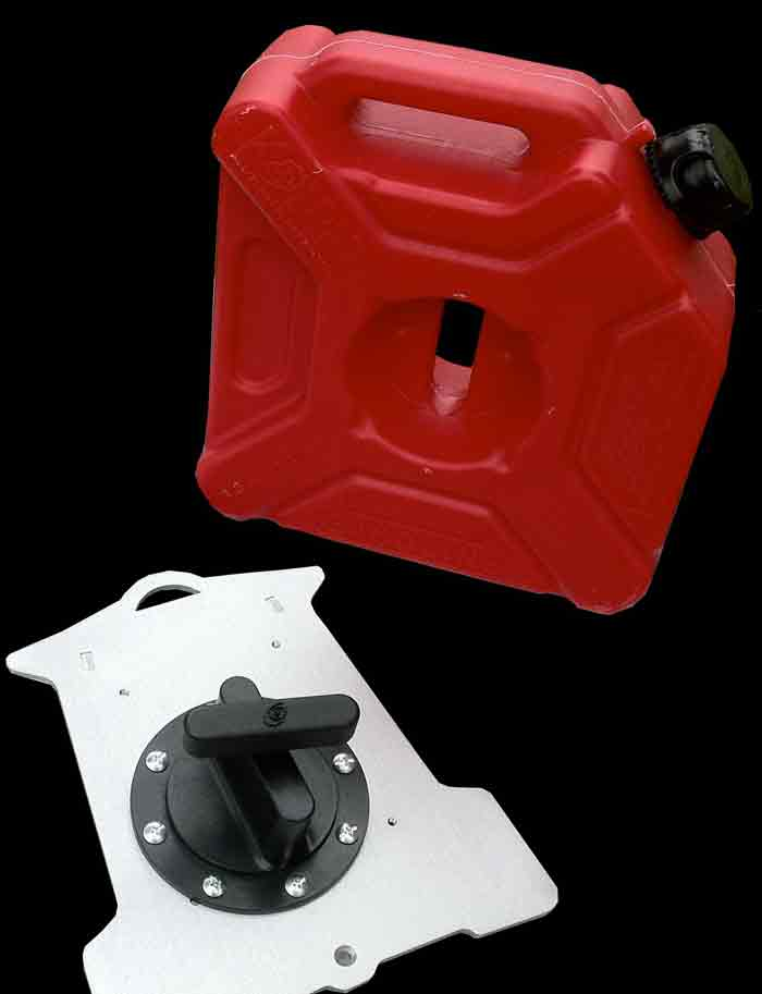 Kolpin GS 1.5 Gallon Fuel Pack System